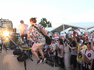 ASH DA HERO × マルハリゾートSUMMER RESORT PARTY