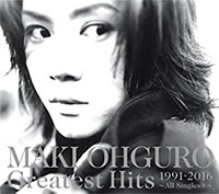 大黒摩季Greatest Hits 1991-2016 ~All Singles + ~